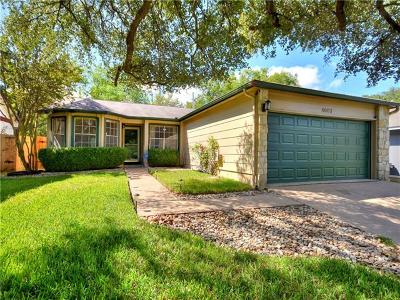 Travis County, Williamson County Single Family Home For Sale: 6003 Avery Island Ave