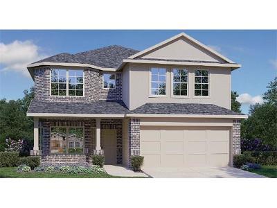 Cedar Park Single Family Home For Sale: 1716 Atlantica St