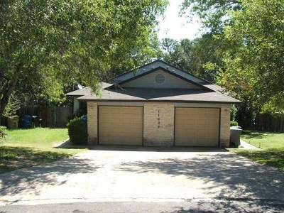 Austin TX Multi Family Home For Sale: $289,000