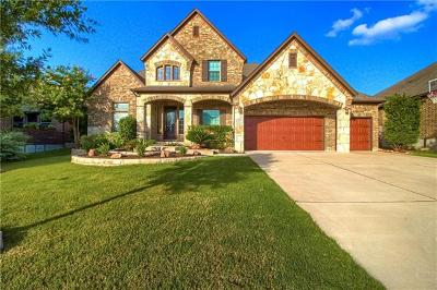 Leander Single Family Home Pending - Taking Backups: 2612 Champions Corner Dr