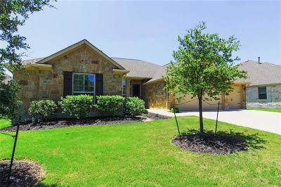 Cedar Park Single Family Home Coming Soon: 1805 Valle Verde Dr