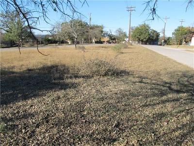 Spicewood Residential Lots & Land For Sale: Crest Dr