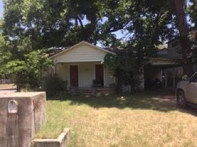 Austin Single Family Home For Sale: 2100 Haskell St