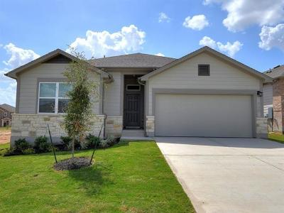 Buda Single Family Home For Sale: 550 Bridgestone Way