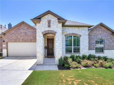 Spicewood Single Family Home For Sale: 22216 Verbena Pkwy
