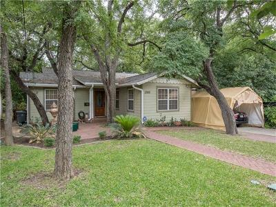 Austin Single Family Home For Sale: 2005 Woodmont Ave
