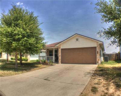 Williamson County Single Family Home For Sale: 317 Shale Dr