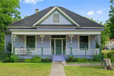 Lockhart Single Family Home Pending - Taking Backups: 408 Plum St