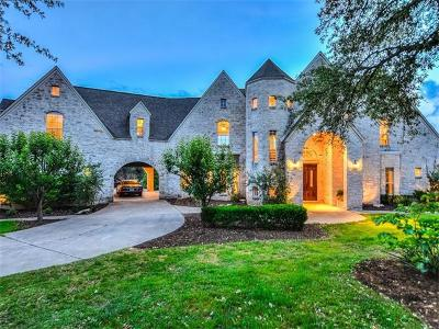 Volente Single Family Home For Sale: 16417 Sherman St