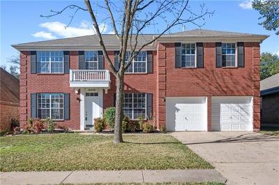 Austin Single Family Home For Sale: 6438 Old Harbor Ln
