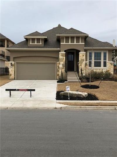 Leander Single Family Home For Sale: 3601 Venezia Vw