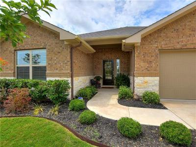 Bastrop County Single Family Home For Sale: 125 Headwaters Dr
