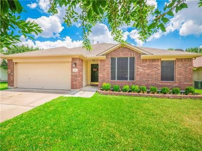 Hutto Single Family Home For Sale: 210 N Pauley Dr