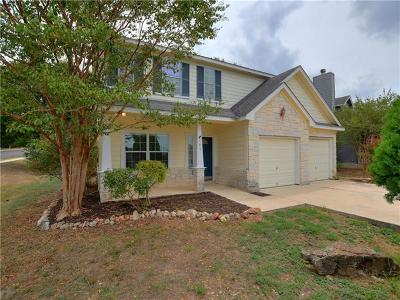 San Marcos Single Family Home For Sale: 101 Kathryn Cv