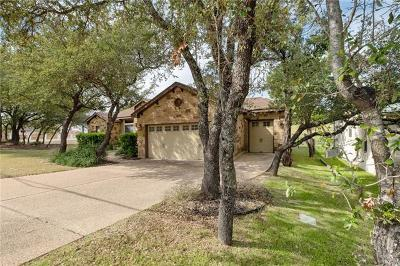 Lago Vista Single Family Home For Sale: 3943 Outpost Trce