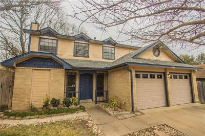 Travis County Single Family Home For Sale: 11923 Shropshire Blvd