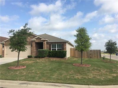 Williamson County Single Family Home For Sale: 100 J E Brown Ln