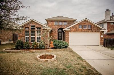 Buda Single Family Home For Sale: 201 Lavender Ln