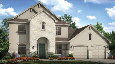 Leander Single Family Home For Sale: 3109 Desert Shade Bnd