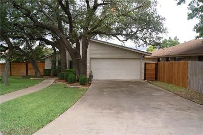 Austin Rental For Rent: 5200 Doe Valley Ln