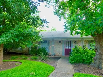 Austin Single Family Home For Sale: 2807 Silverway Dr
