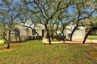Spicewood Single Family Home For Sale: 213 Alloway Dr