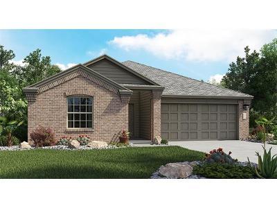 Leander Single Family Home For Sale: 824 Tabernash Dr
