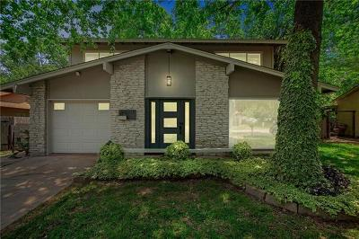 Austin Single Family Home For Sale: 5313 Harvest Ln