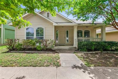 Round Rock Single Family Home Pending - Taking Backups: 1008 Berry Bend Path