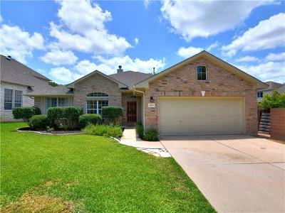 Cedar Park TX Single Family Home Pending - Taking Backups: $420,000