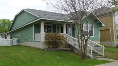 Kyle Single Family Home Pending - Taking Backups: 437 Sampson