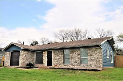 Single Family Home Pending - Taking Backups: 6701 Isabelle Dr
