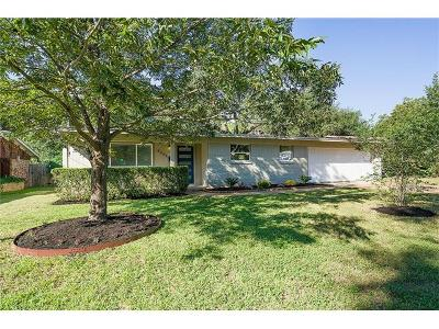 Travis County Single Family Home For Sale: 4506 Roundup Trl