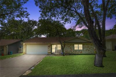 Travis County Single Family Home Pending - Taking Backups: 12018 Ladrido Ln