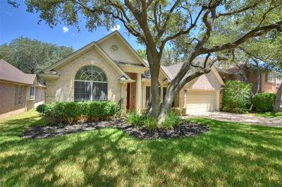 Austin Single Family Home For Sale: 9404 Temeula Pass