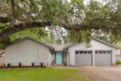 Austin Single Family Home For Sale: 2917 Headly Dr