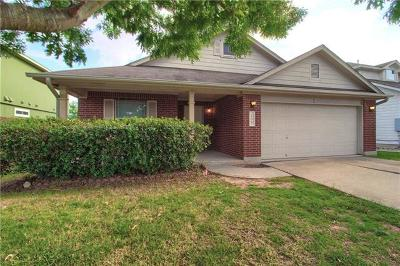 Hutto Single Family Home For Sale: 108 Brooke St