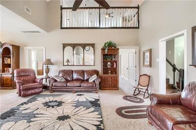 Bell County, Bosque County, Burnet County, Calhoun County, Coryell County, Lampasas County, Limestone County, Llano County, McLennan County, Milam County, Mills County, San Saba County, Williamson County, Brown County, Comanche County, Erath County Single Family Home For Sale: 801 County Road 409