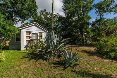 Travis County Single Family Home Pending - Taking Backups: 1172 Pandora St