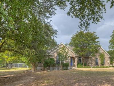 Georgetown Single Family Home For Sale: 3012 Fountainwood Dr