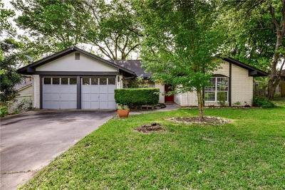 Austin Single Family Home For Sale: 11409 January Dr