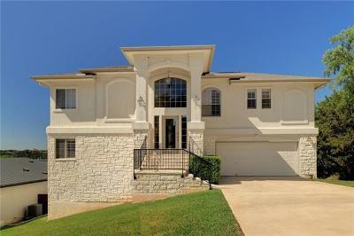 Lago Vista Single Family Home For Sale: 20503 Houston Cv