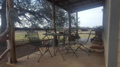 Red Rock Single Family Home For Sale: 263 Hay Patch Trl