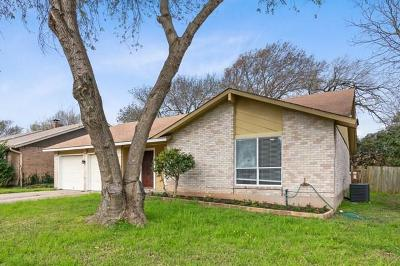 Austin TX Single Family Home For Sale: $294,900