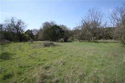 Burnet TX Residential Lots & Land For Sale: $48,800