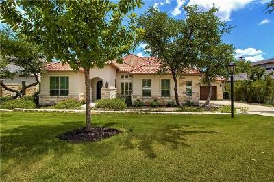 Lakeway Single Family Home For Sale: 410 Tempranillo Way