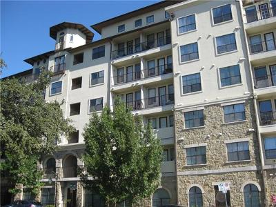 Texan Tower Condo Amd Condo/Townhouse For Sale: 2505 San Gabriel St #103