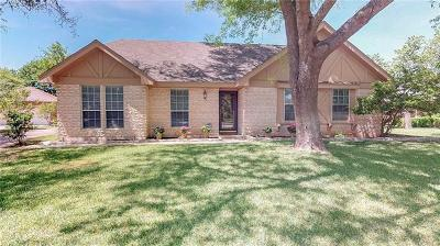 Hays County, Travis County, Williamson County Single Family Home Pending - Taking Backups: 4902 Woodcreek Rd