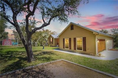 Dripping Springs Single Family Home Pending - Taking Backups: 362 Beauchamp Rd