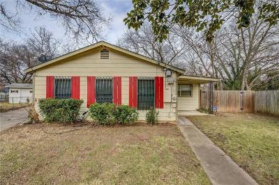 Single Family Home For Sale: 1137 Map Cir #C